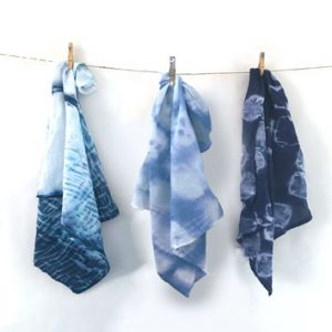 Shibori workshop / www.moderncraftcollective.com