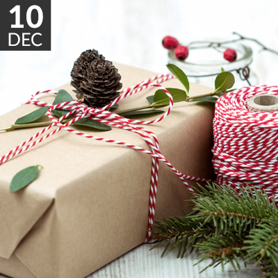 Gift Styling Workshop // www.moderncraftcollective.com